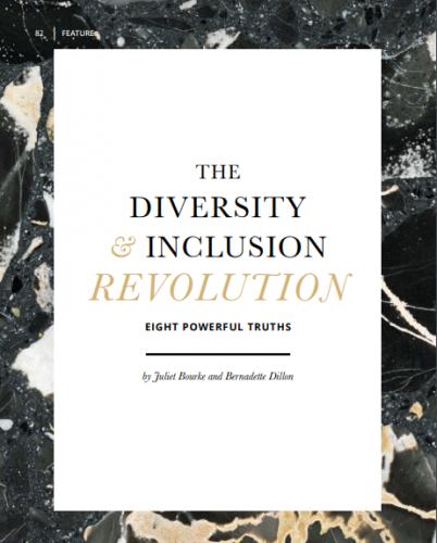 Deloitte - Diversity and Inclusion Revolution